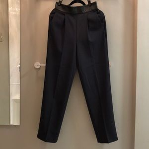 Ann Taylor high waist wide leg pants (size 2)